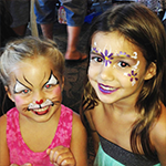 Face Painting, Airbrush, Glitter Tattoos & Balloon Twisting